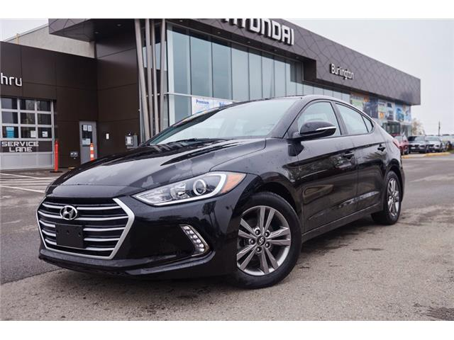 2018 Hyundai Elantra GL SE (Stk: U1060) in Burlington - Image 1 of 24