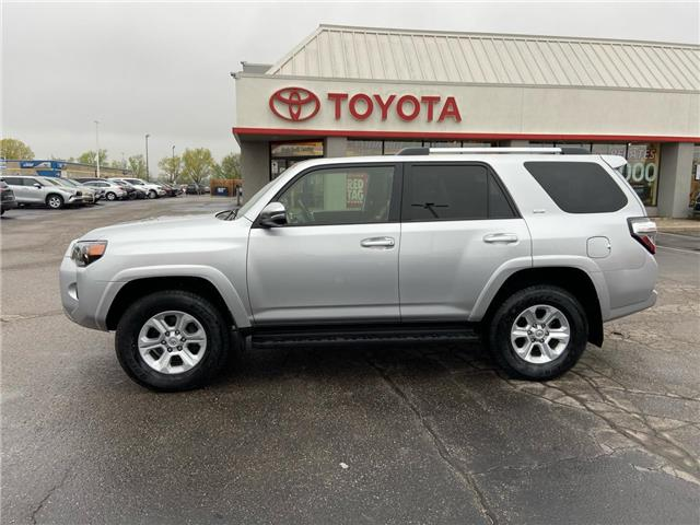 2019 Toyota 4Runner SR5 (Stk: P0058900) in Cambridge - Image 1 of 21