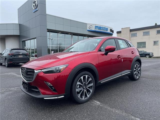 2021 Mazda CX-3 GS (Stk: 21T115) in Kingston - Image 1 of 16
