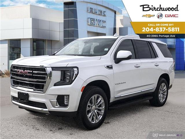 2021 GMC Yukon SLT (Stk: G21604) in Winnipeg - Image 1 of 27