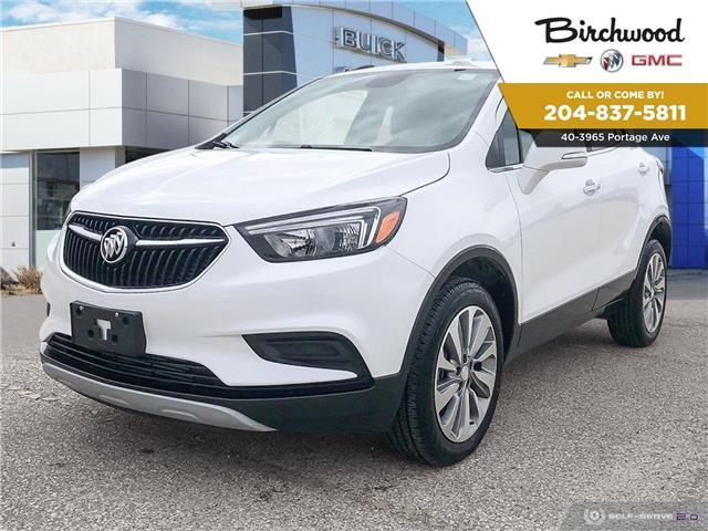2019 Buick Encore Preferred (Stk: F3XYW9) in Winnipeg - Image 1 of 26
