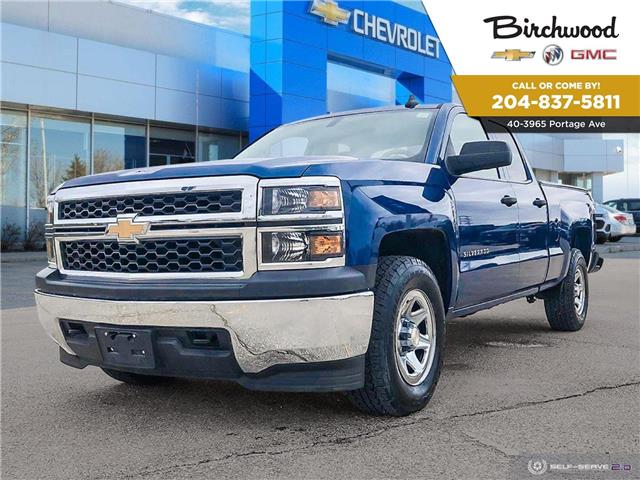 2015 Chevrolet Silverado 1500  (Stk: F3Y5B6) in Winnipeg - Image 1 of 27