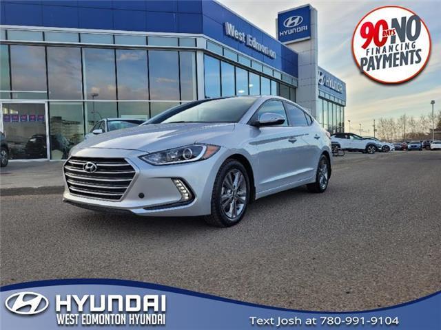 2017 Hyundai Elantra  (Stk: 19535B) in Edmonton - Image 1 of 19