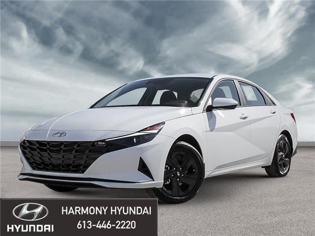 2021 Hyundai Elantra HEV Preferred (Stk: 21237) in Rockland - Image 1 of 23