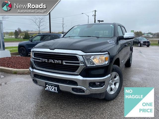 2021 RAM 1500 Big Horn (Stk: T20534) in Newmarket - Image 1 of 23