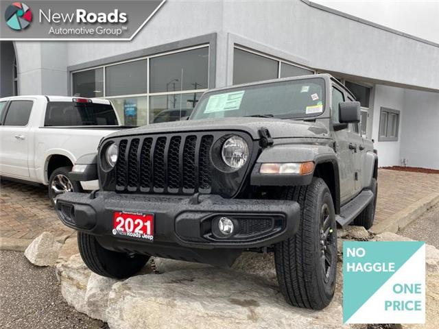 2021 Jeep Gladiator Sport S (Stk: Z20702) in Newmarket - Image 1 of 21