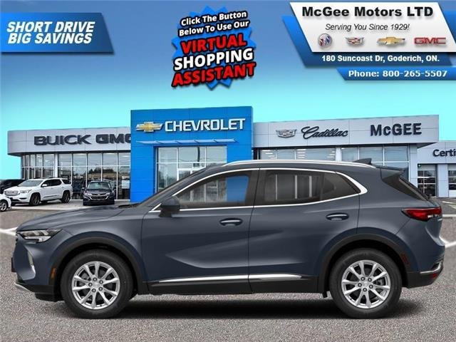 2021 Buick Envision Essence (Stk: 127642) in Goderich - Image 1 of 1