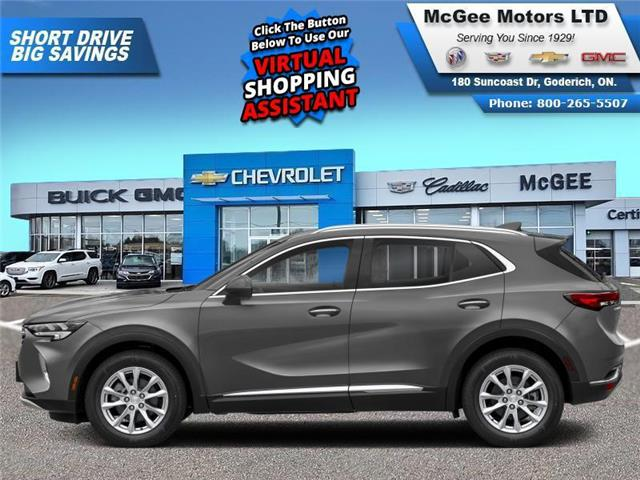 2021 Buick Envision Avenir (Stk: 19712) in Goderich - Image 1 of 1
