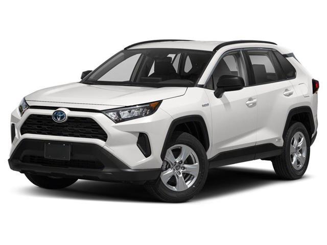 2021 Toyota RAV4 Hybrid LE (Stk: 210615) in Calgary - Image 1 of 9