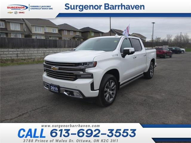 2019 Chevrolet Silverado 1500 High Country (Stk: 210347A) in Ottawa - Image 1 of 36