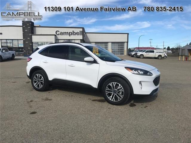 2020 Ford Escape SEL (Stk: U2385) in Fairview - Image 1 of 19