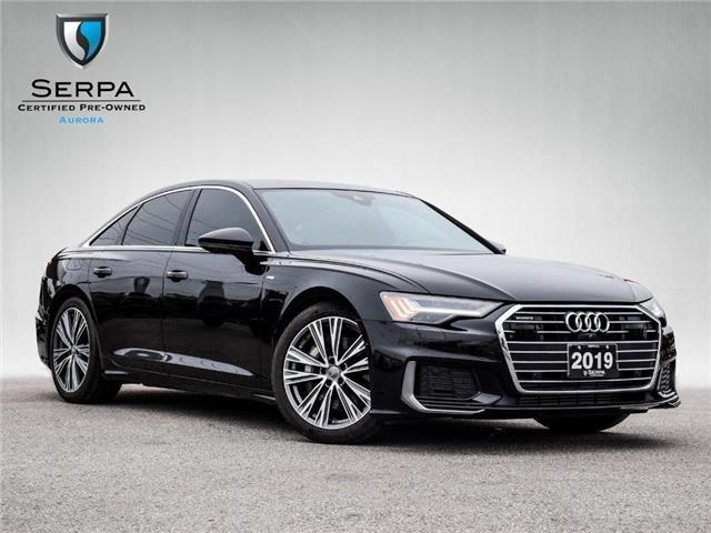 2019 Audi A6 55 Technik (Stk: CP052) in Aurora - Image 1 of 27