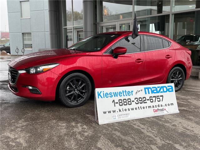 2017 Mazda Mazda3  (Stk: U4130) in Kitchener - Image 1 of 26
