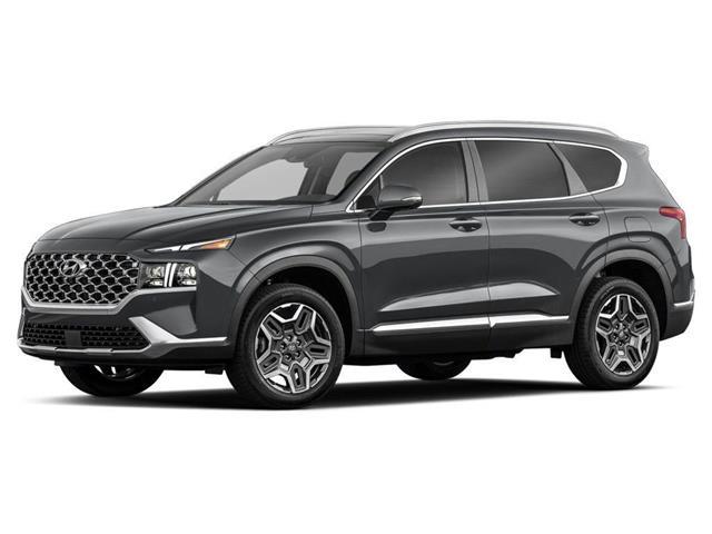 2021 Hyundai Santa Fe HEV Preferred w/Trend Package (Stk: SA14462) in Saint-Jean-sur-Richelieu - Image 1 of 2