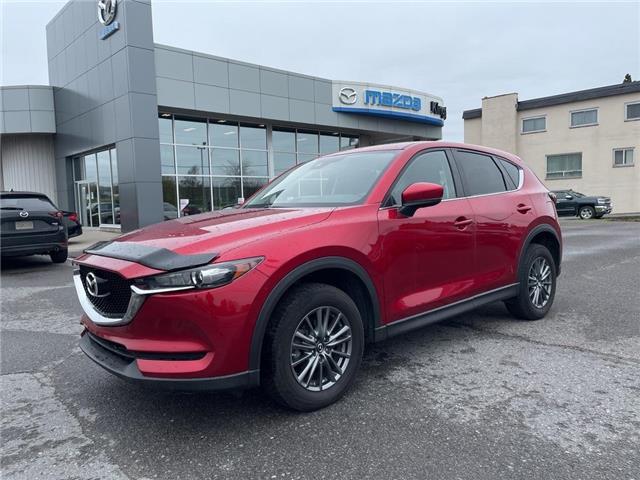 2018 Mazda CX-5 GS (Stk: 21p018) in Kingston - Image 1 of 16