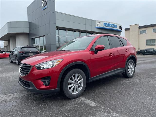 2016 Mazda CX-5 GS (Stk: 21t049a) in Kingston - Image 1 of 2