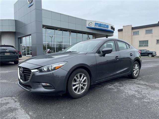 2018 Mazda Mazda3  (Stk: 21t071a) in Kingston - Image 1 of 2