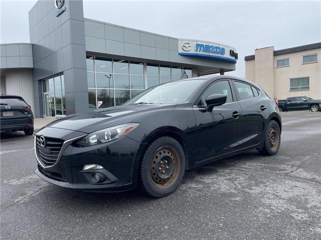 2015 Mazda Mazda3 Sport GS (Stk: 20c053a) in Kingston - Image 1 of 2