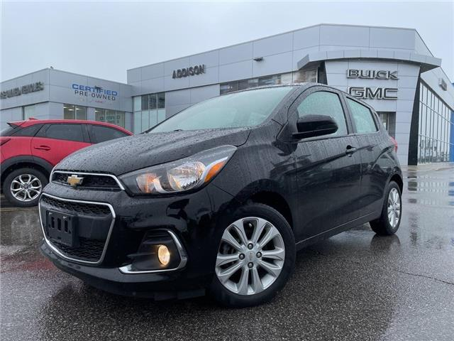 2017 Chevrolet Spark 1LT CVT (Stk: U801678) in Mississauga - Image 1 of 18