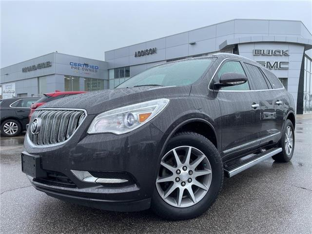 2017 Buick Enclave Leather (Stk: U132148) in Mississauga - Image 1 of 21