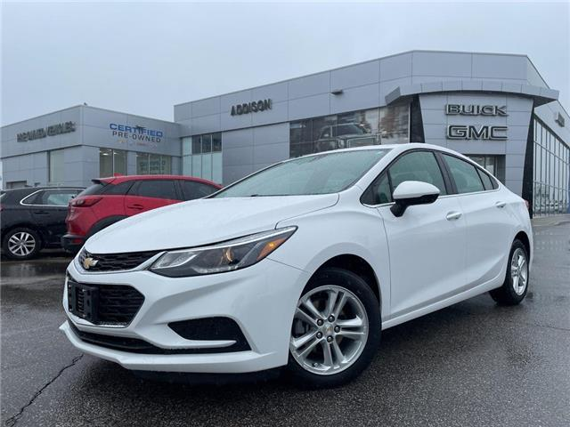 2018 Chevrolet Cruze LT Auto (Stk: U187597) in Mississauga - Image 1 of 19