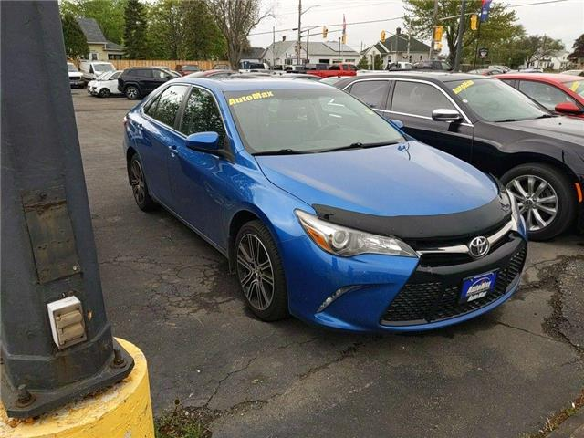 2016 Toyota Camry SE (Stk: A9319) in Sarnia - Image 1 of 30