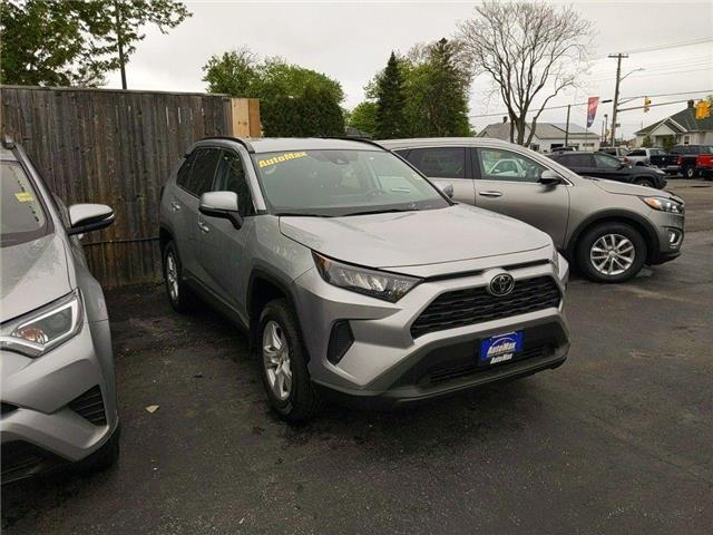 2019 Toyota RAV4 LE (Stk: A9326) in Sarnia - Image 1 of 30