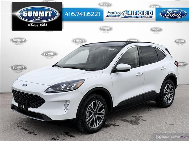 2021 Ford Escape SEL (Stk: 21J8567) in Toronto - Image 1 of 25