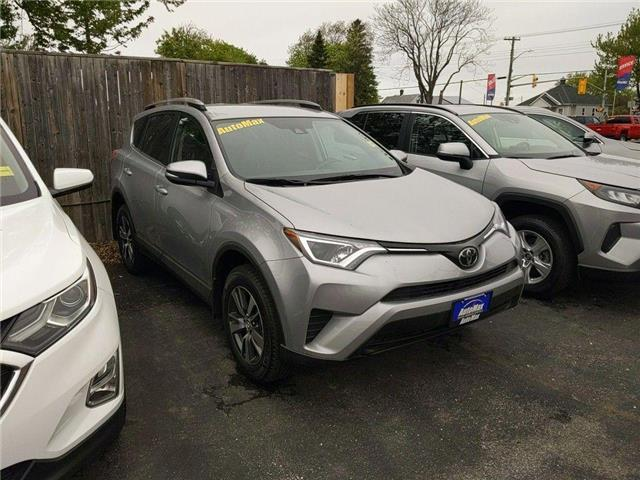 2018 Toyota RAV4 LE (Stk: A9423) in Sarnia - Image 1 of 11