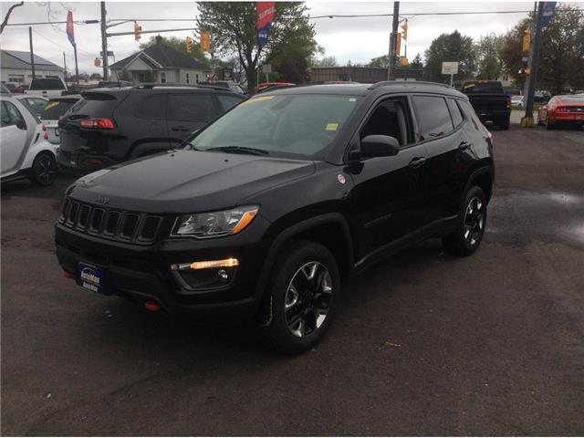 2017 Jeep Compass Trailhawk (Stk: A9485) in Sarnia - Image 1 of 30