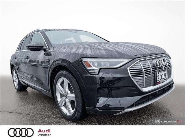 2019 Audi e-tron 55 Progressiv (Stk: 20627) in Windsor - Image 1 of 30