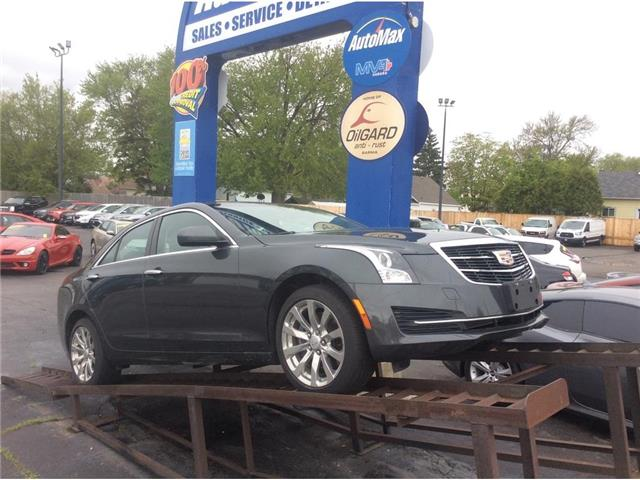 2018 Cadillac ATS 2.0L Turbo Base (Stk: A9487) in Sarnia - Image 1 of 1