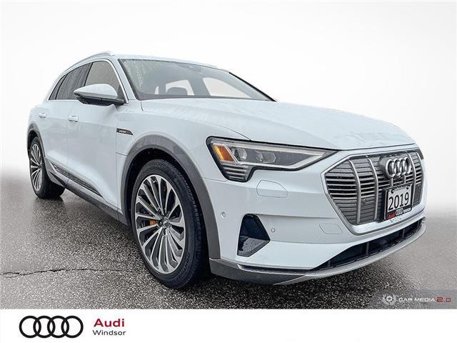 2019 Audi e-tron 55 Technik (Stk: 20626) in Windsor - Image 1 of 30