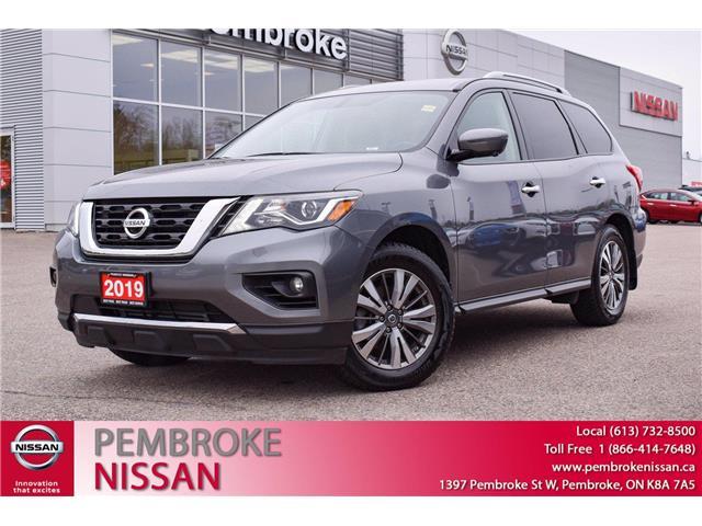2019 Nissan Pathfinder SL Premium (Stk: P208) in Pembroke - Image 1 of 30