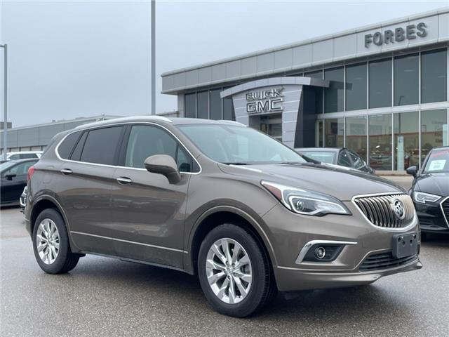 2017 Buick Envision Essence (Stk: 166346) in Waterloo - Image 1 of 24