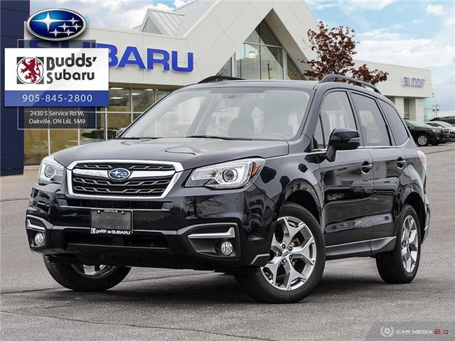 2018 Subaru Forester 2.5i Limited (Stk: F21096A) in Oakville - Image 1 of 29