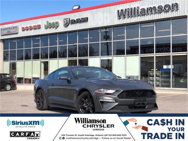 2018 Ford Mustang  (Stk: W6709) in Uxbridge - Image 1 of 3