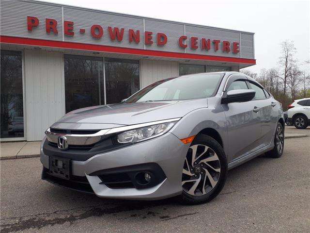 2016 Honda Civic EX (Stk: E-2535) in Brockville - Image 1 of 30