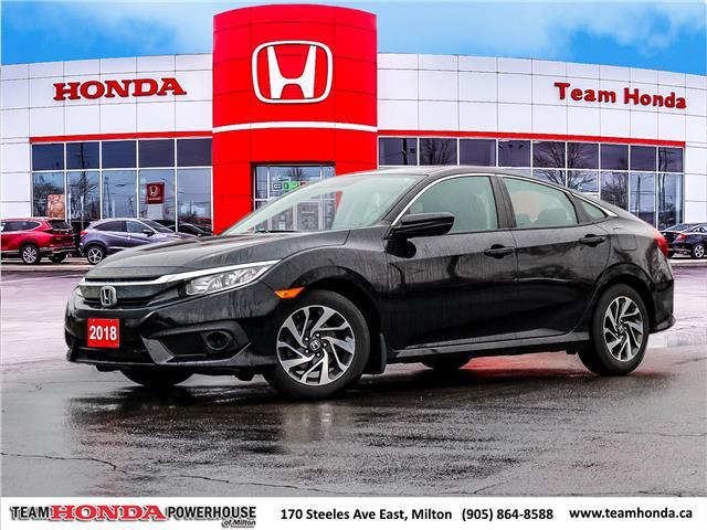 2018 Honda Civic EX (Stk: 3855) in Milton - Image 1 of 27