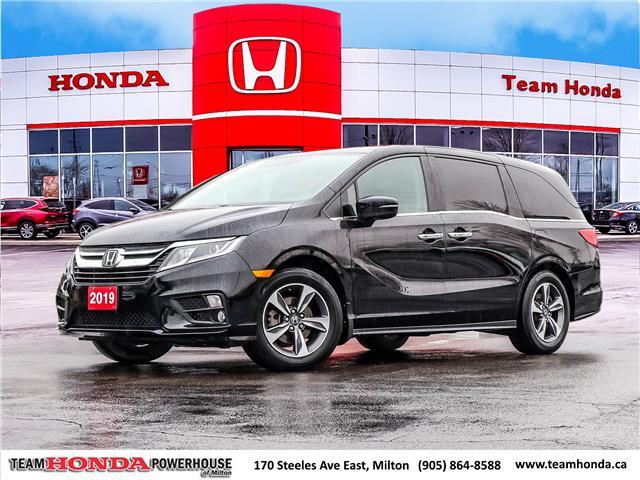 2019 Honda Odyssey EX (Stk: 3861) in Milton - Image 1 of 30