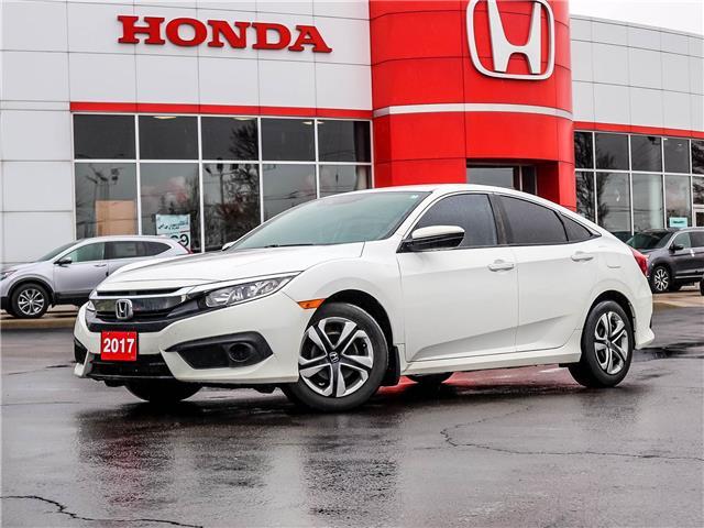 2017 Honda Civic LX (Stk: 3862) in Milton - Image 1 of 1