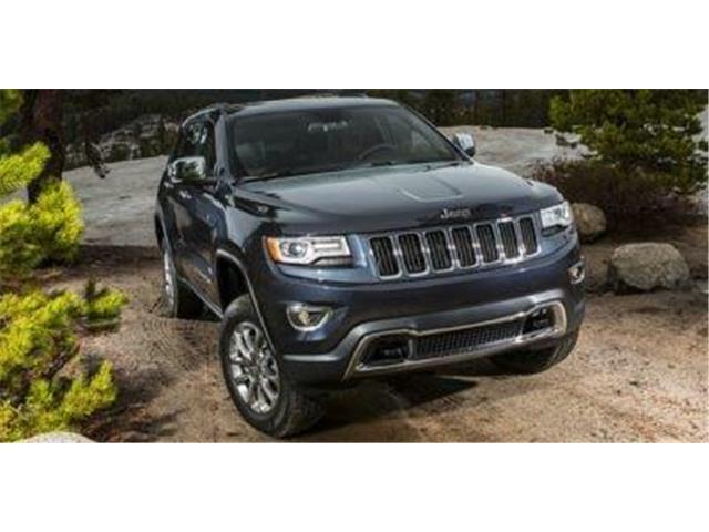 2015 Jeep Grand Cherokee Overland (Stk: 2104151) in Ottawa - Image 1 of 1