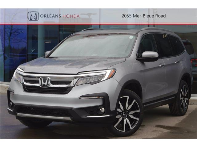 2021 Honda Pilot Touring 7P (Stk: 16-210114) in Orléans - Image 1 of 30
