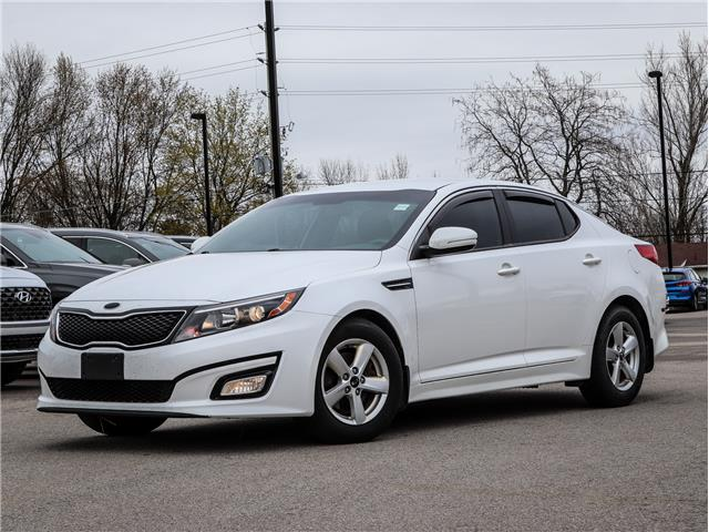2015 Kia Optima LX (Stk: R21259A) in Brockville - Image 1 of 1