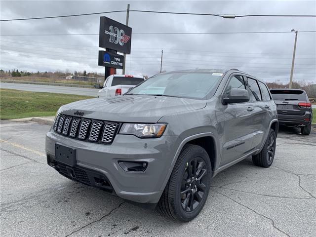 2021 Jeep Grand Cherokee Laredo (Stk: 6990) in Sudbury - Image 1 of 19