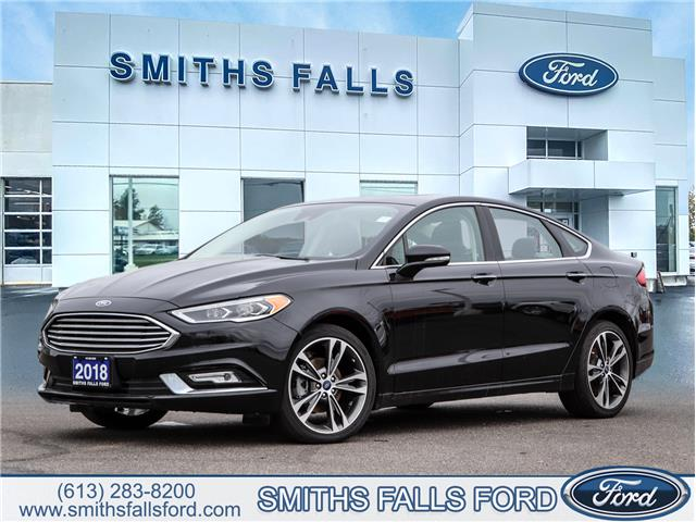 2018 Ford Fusion  (Stk: 2123A) in Smiths Falls - Image 1 of 30