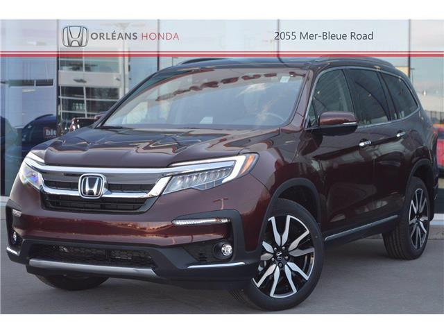 2021 Honda Pilot Touring 8P (Stk: 16-210329) in Orléans - Image 1 of 30