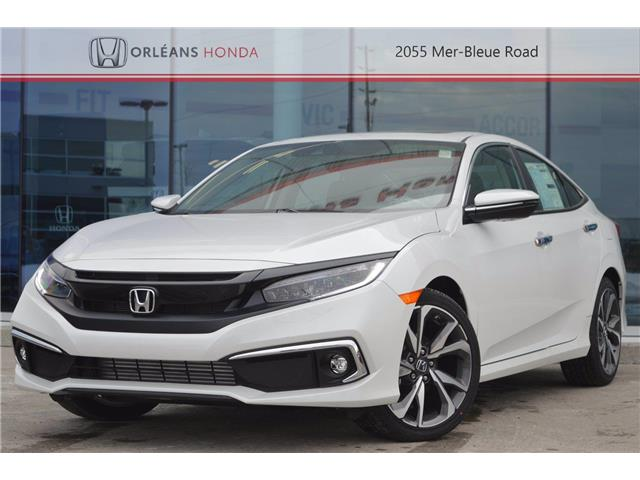 2021 Honda Civic Touring (Stk: 16-210263) in Orléans - Image 1 of 28