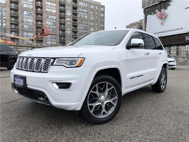 2020 Jeep Grand Cherokee Overland 1C4RJFCG9LC189184 P5360 in North York