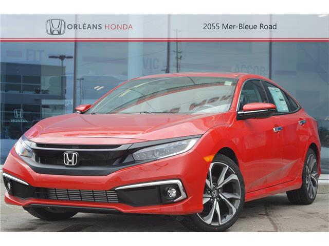 2021 Honda Civic Touring (Stk: 16-210230) in Orléans - Image 1 of 28
